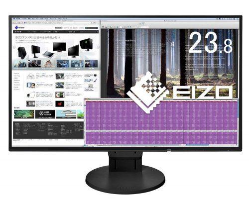 エイゾー(EIZO) モニター FlexScan EV2451-RBK