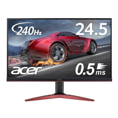 エイサー(Acer) ゲーミングモニター KG251QIbmiipx