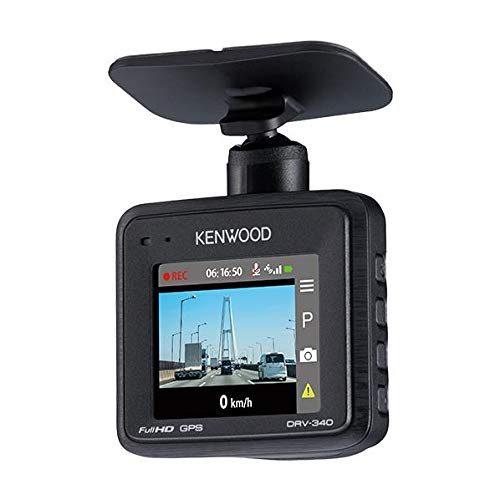 JVCケンウッド(KENWOOD) ドライブレコーダー DRV-340