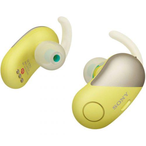 ソニー(SONY) ワイヤレスノイズキャンセリングステレオヘッドセット WF-SP700N