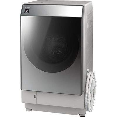 シャープ(SHARP) ドラム式洗濯乾燥機 Wi-Fi対応 ES-W111