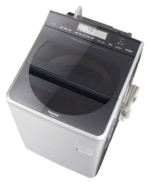 パナソニック(Panasonic) 縦型洗濯乾燥機 12kg NA-FA120V1