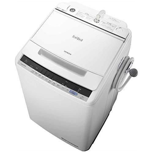 日立(HITACHI) 縦型洗濯乾燥機 ビートウォッシュ 8kg BW-V80C