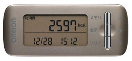 オムロン(OMRON) 活動量計 カロリスキャン HJA-306