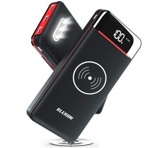 RLERON モバイルバッテリーW8 25000mAh