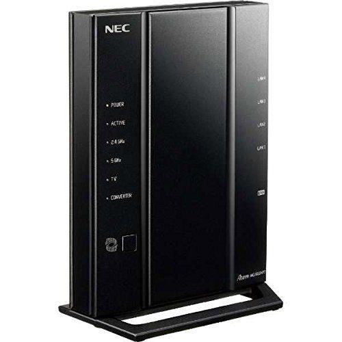日本電気(NEC) 無線LANルータ PA-WG2600HP3