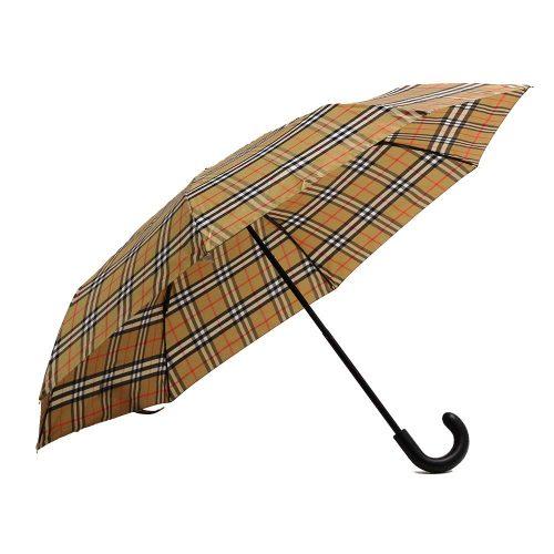 21b66a21bb94 折りたたみ傘のおすすめブランド・メーカー. バーバリー(BURBERRY)
