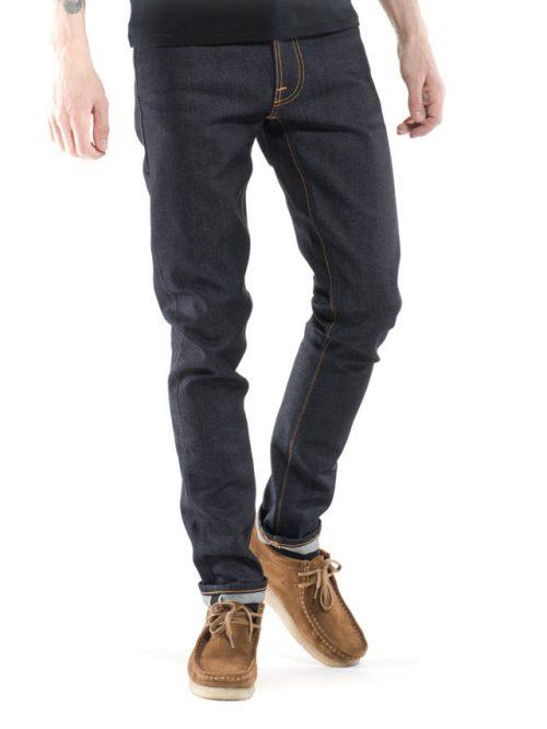 ヌーディージーンズ(Nudie Jeans) リーンディーン Dry Japan Selvage