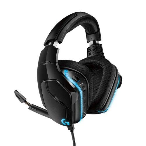 ロジクール(Logicool) G633s Wired 7.1 LIGHTSYNC Gaming Headset