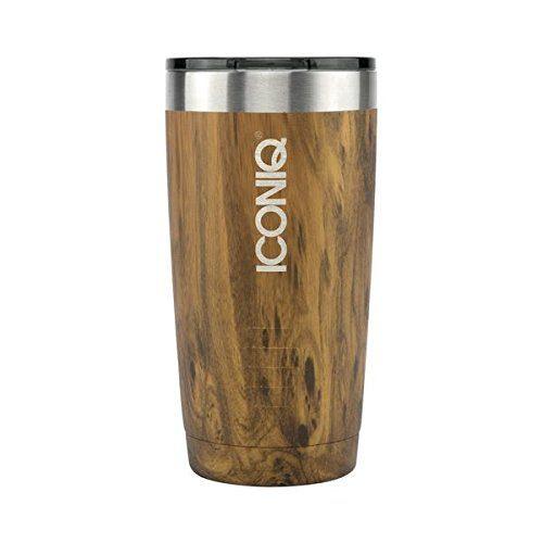 ICONIQ 真空断熱タンブラー 20oz-oak