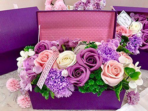 花メロディー フレグランスソープフラワー