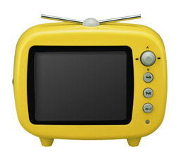 グリーンハウス(GREEN HOUSE) 3.5インチ テレビ型デジタルフォトフレーム GHV-DF35