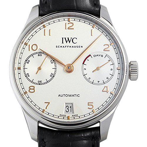 IWC ポルトギーゼ オートマティック 7デイズ IW500704