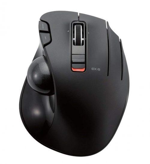 エレコム(ELECOM) ワイヤレスマウス M-XT3DRBK