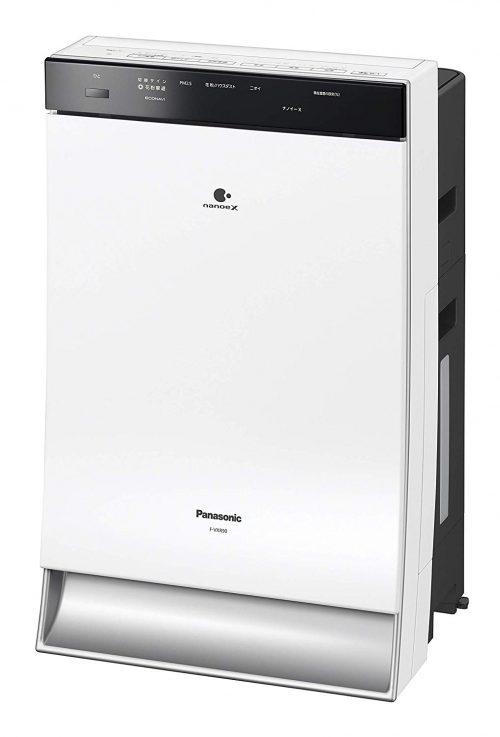 パナソニック(Panasonic) 加湿空気清浄機 ナノイーX・エコナビ F-VXR90