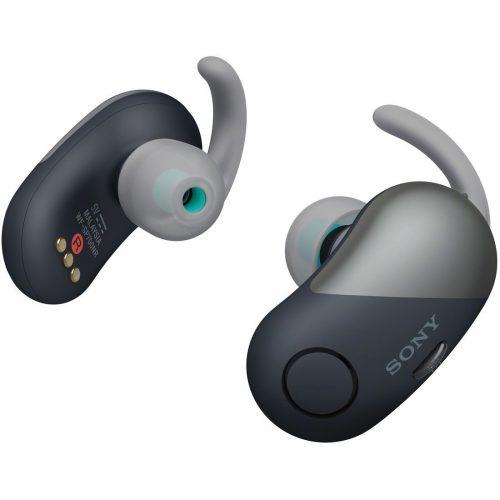 ソニー(SONY) ワイヤレノイズキャンセリングステレオヘッドセット WF-SP700N