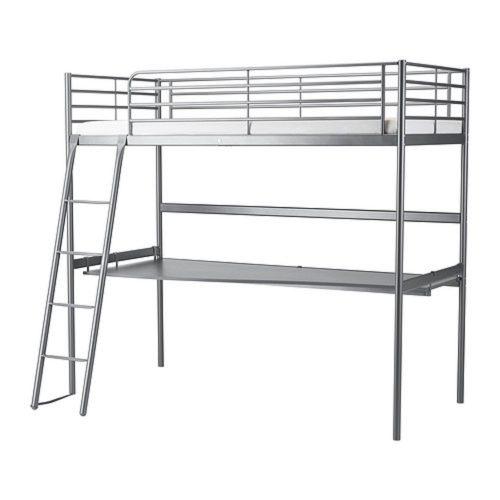 イケア(IKEA) ロフトベッド 191.542.00