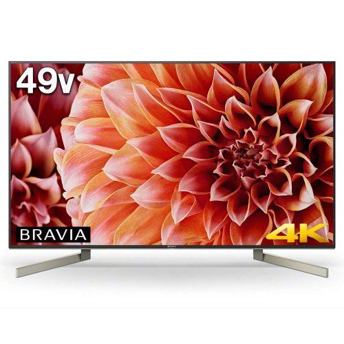 ソニー(SONY) 49V型 4K液晶テレビ BRAVIA KJ-49X9000F