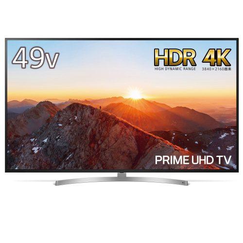 LGエレクトロニクス(LG Electronics) 49V型 4K液晶テレビ 49SK8500PJA