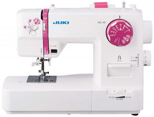 JUKI 電子ミシン HZL-40