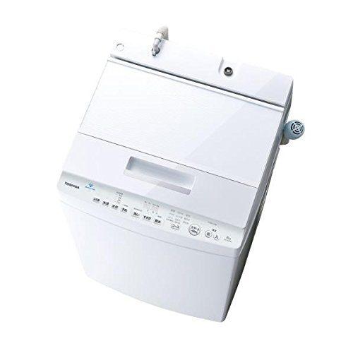 東芝(TOSHIBA) 全自動洗濯機 DDインバーター ZABOON AW-8D7 8kg