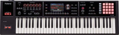 ローランド(Roland) ミュージックワークステーション FA-06