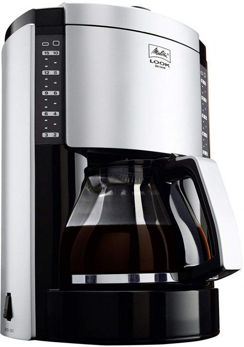 メリタ(Melitta) コーヒーメーカー ルック デラックスII MKM-9110