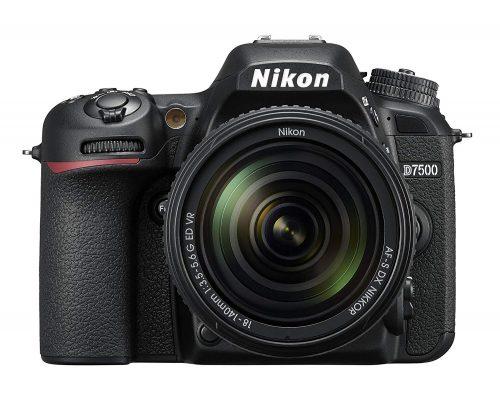 ニコン(Nikon) デジタル一眼レフカメラ D7500 18-140mm ズームレンズキット