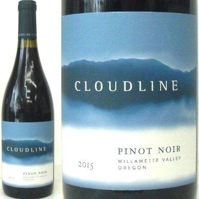 クラウドライン(Cloudline) オレゴン ピノノワール