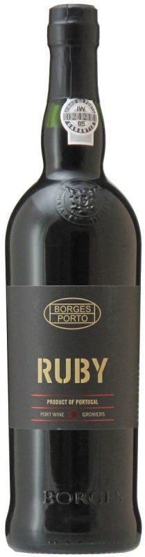 ヴィニョス・ボルゲス(Vinhos Borges) ルビーポート