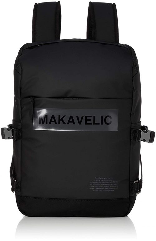 マキャベリック(MAKAVELIC) BOX-LOGO UNIVERSE DAYPACK