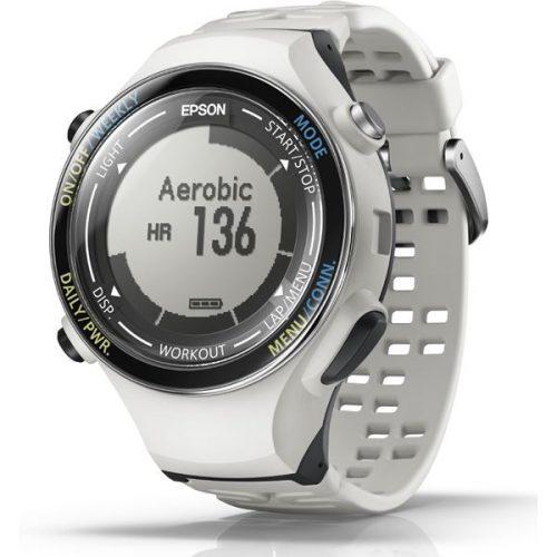 be56060281 エプソン(EPSON) GPSランニングウォッチ Wristable GPS SF−850PC