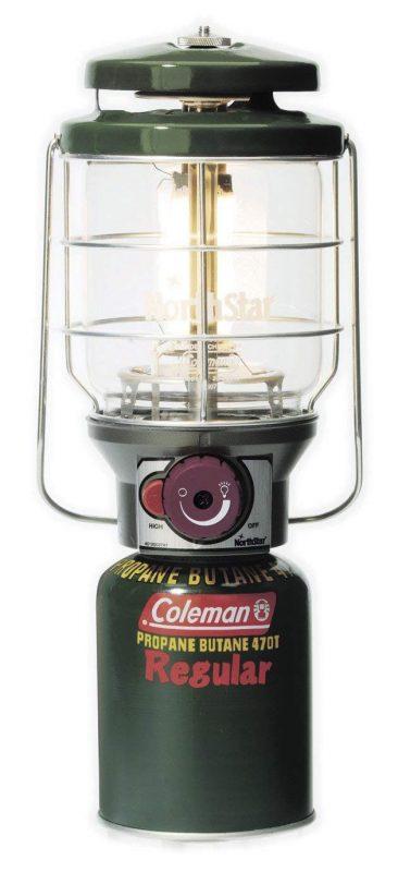 コールマン(Coleman) 2500 ノーススター LPガスランタン