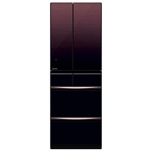 三菱電機(MITSUBISHI) 6ドア冷蔵庫 455L MR-MX46E