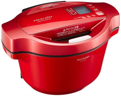 シャープ(SHARP) ヘルシオ ホットクック 水なし自動調理鍋 KN-HT99A