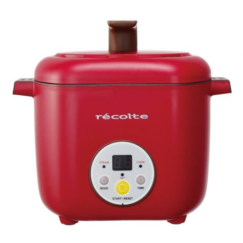 レコルト(recolte) 電気鍋スロークッカー ヘルシーコトコト RHC-1