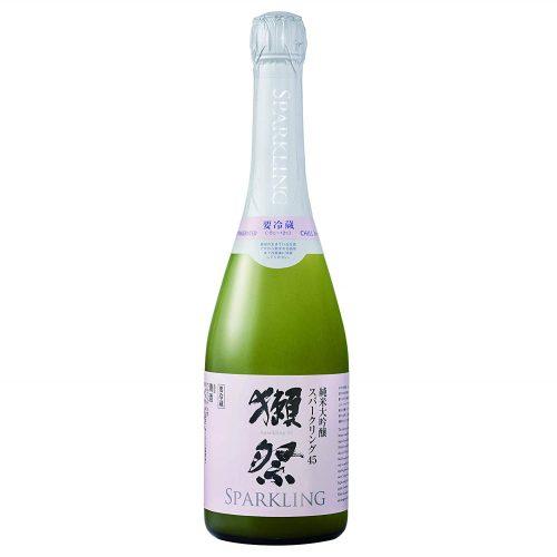 旭酒造 獺祭 純米大吟醸 スパークリング45