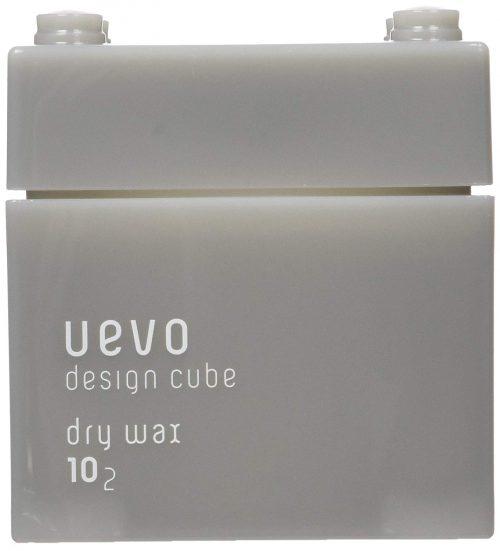 ウェーボ(uevo) デザインキューブ ドライワックス