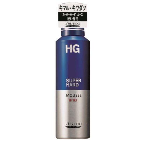 資生堂(SHISEIDO) HG スーパーハード ムース