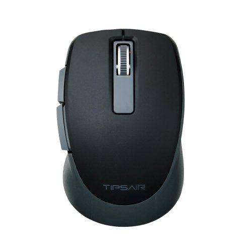 """エレコム(ELECOM) Bluetooth(R)5ボタンBlueLEDマウス""""TIPS AIR"""" M-TP20BBXBK"""
