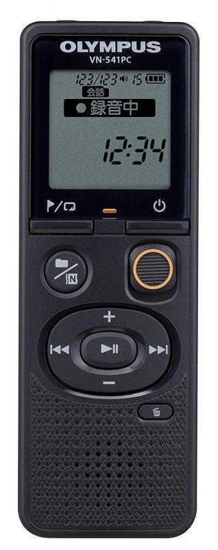 オリンパス(OLYMPUS) ICレコーダー Voice-Trek  VN-541PC