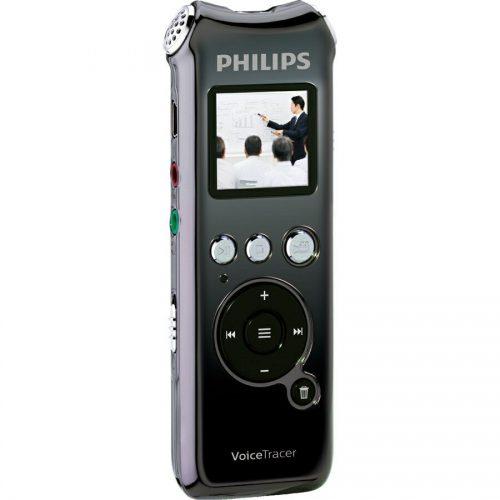 フィリップス(PHILIPS) 動画撮影機能付きICレコーダー 16GB VTR8010