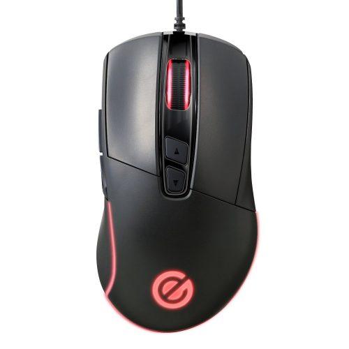 エレコム(ELECOM) 5ボタン搭載ゲーミングマウス ECM-G01URBK
