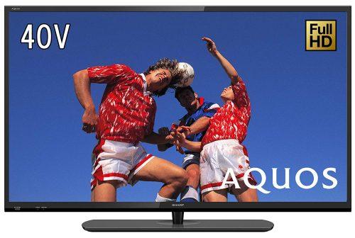 シャープ(SHARP) 40V型フルHD対応液晶テレビ AQUOS 2T-C40AE1