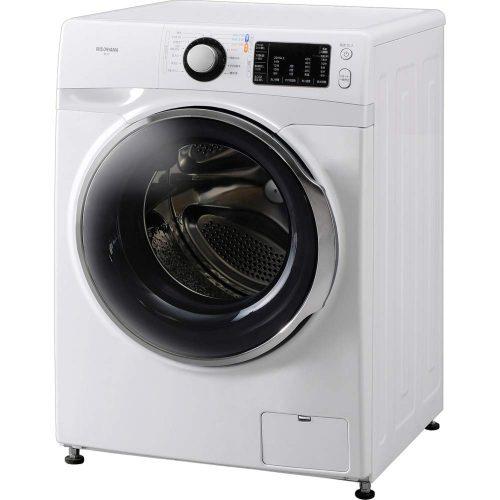 アイリスオーヤマ(IRIS OHYAMA) ドラム式洗濯機 7.5kg FL71-W/W