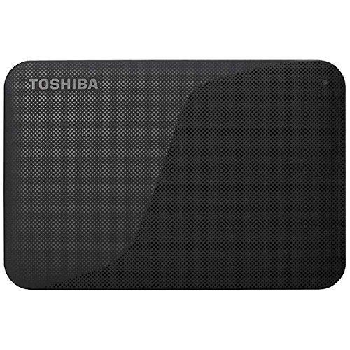 東芝(TOSHIBA) ポータブルハードディスク CANVIO BASICS HD-AC10TK