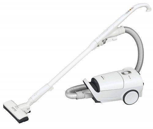 パナソニック(Panasonic) 紙パック式掃除機 MC-JP810G-W