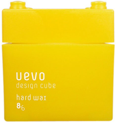 ウェーボ(UEVO) デザインキューブ ハードワックス 80g