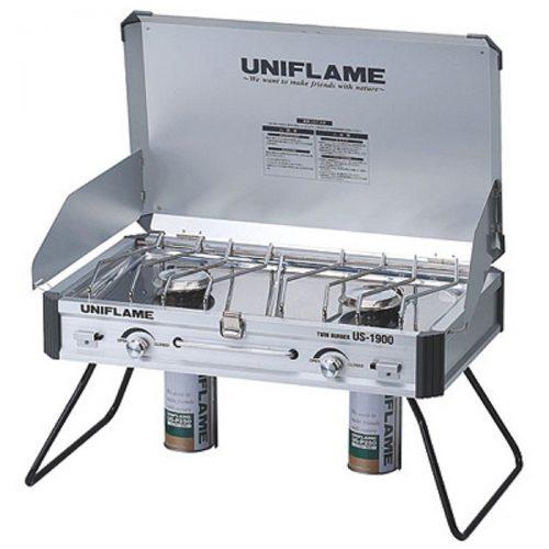 ユニフレーム(UNIFLAME)  ツインバーナーUS-1900 610305