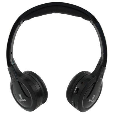 キヨラカ コードレスヘッドホン 楽々聴くちゃん HP-001
